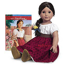American Girl Doll Josefina LEDGER from NIGHTTIME ACCESSORIES NEW