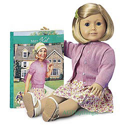 American Girl Doll Kit Retired Nighttime Necessities Robin Hood Book ONLY